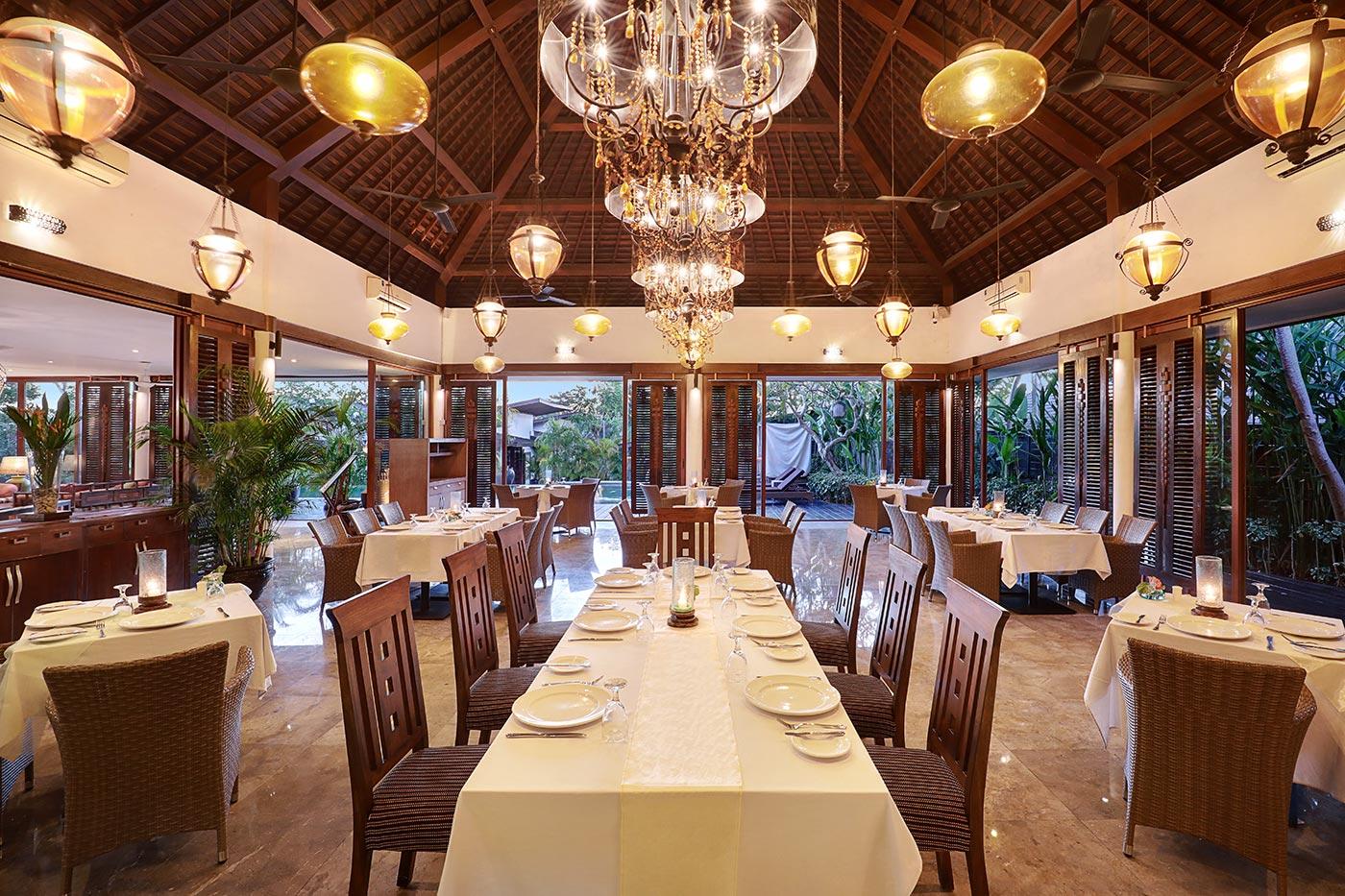 Alcedo Restaurant